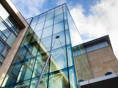 Commercial Window Cleaning Wokingham