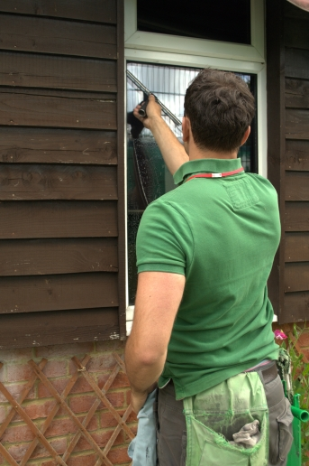 Window Cleaner Wokingham
