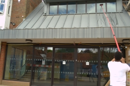 Window Cleaning Commercial Wokingham